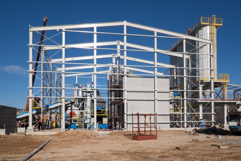 "HERC gradnja d.o.o. - Završena izgradnja objekta fabrike ""Henkel"""